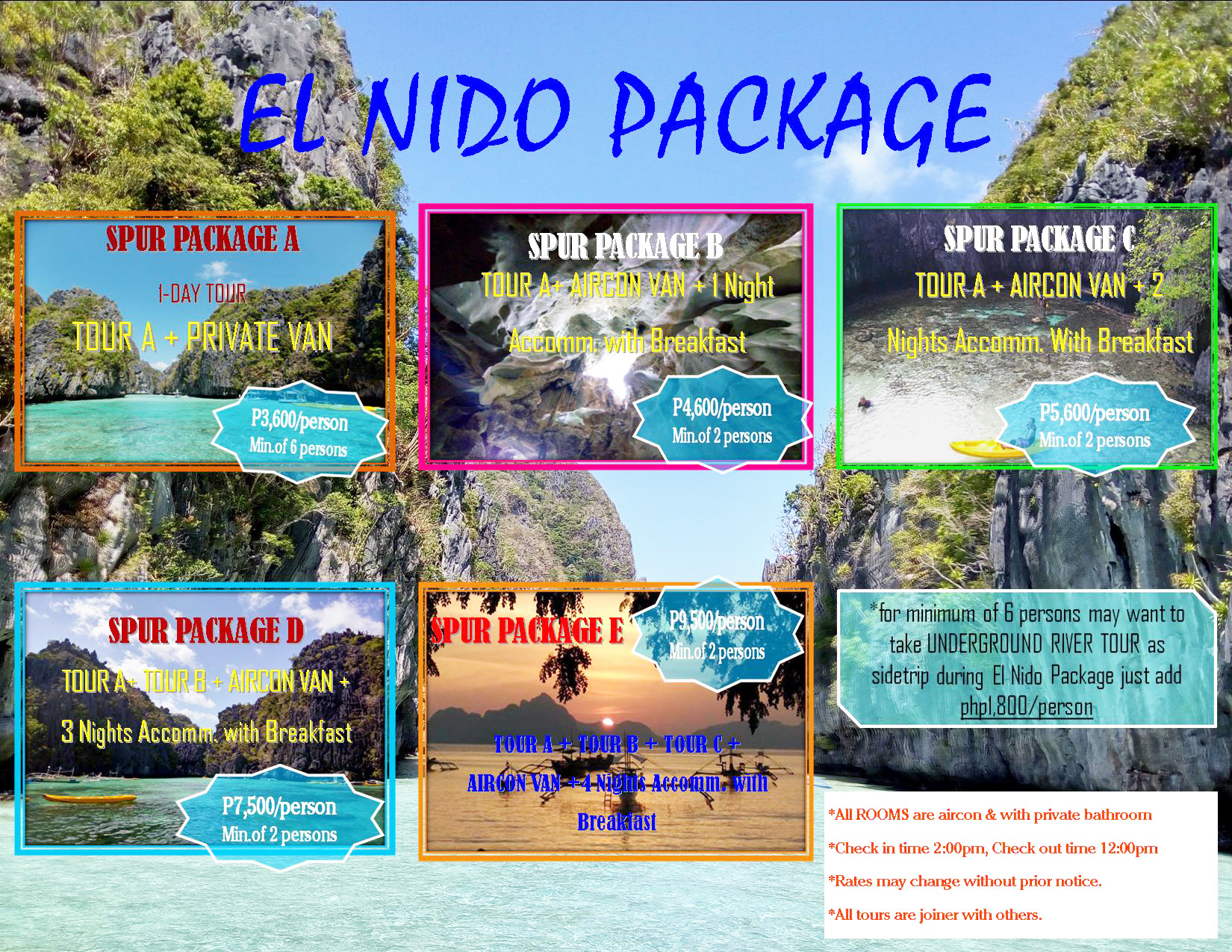 El Nido Package