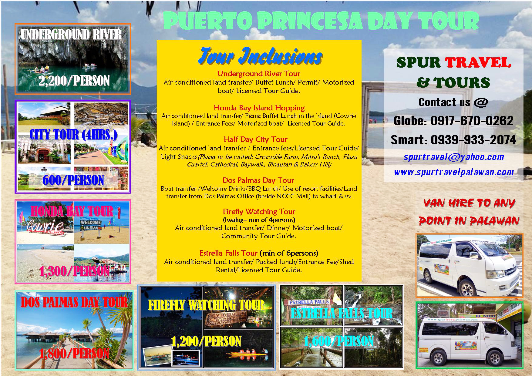 Puerto Princesa Day Tour